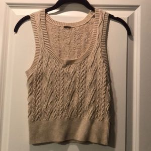 Free People Sweatervest